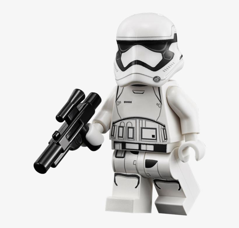 Navigation - Lego Star Wars First Order Stormtrooper, transparent png #9727717