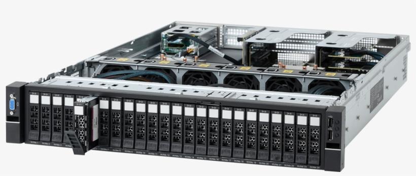 Image - Ultrastar Serv24 Nvme Storage Server Wd, transparent png #9731534