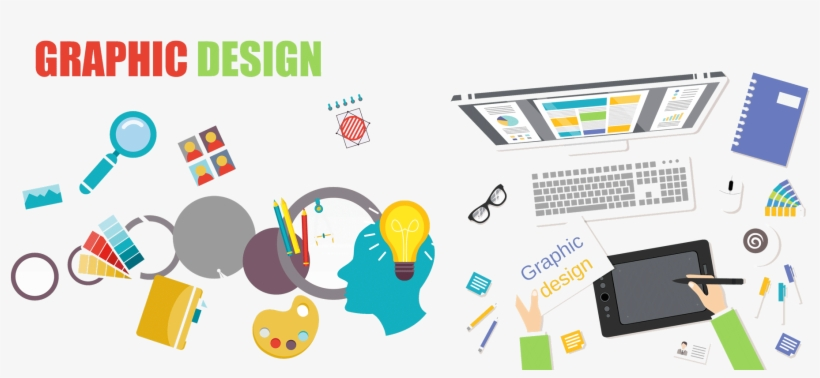 We Provide A Complete Range Of Graphics Designing Services - Design Graphic Technology, transparent png #9735217