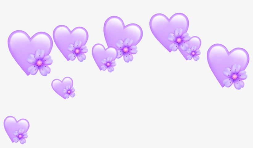 Heart And Flower Emojis - Flowers Healthy
