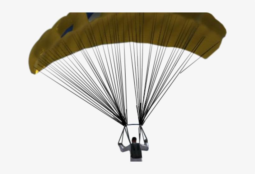 Parachute Clipart Parachute Guy - Parachute Png, transparent png #9739282