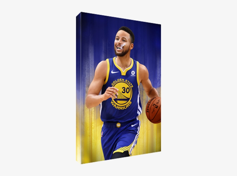 Details About Golden State Warriors 2x Mvp Stephen - Golden State Warriors, transparent png #9749353