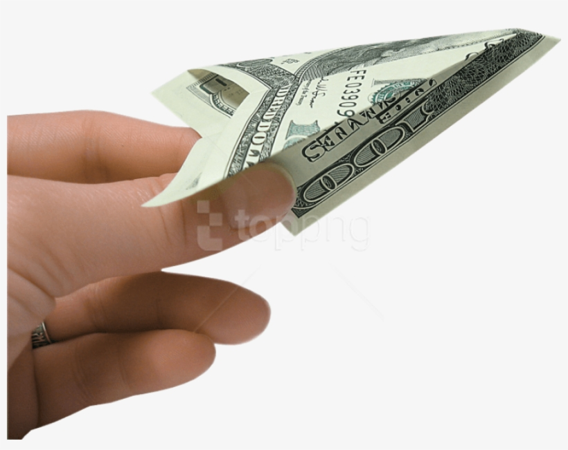 Free Png Download Falling Money Png Images Background - Hand With Money Transparent Background, transparent png #9759844