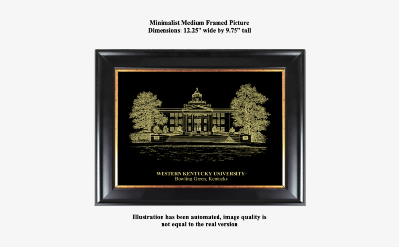 Eglomise Designs Western Kentucky University Minimalist