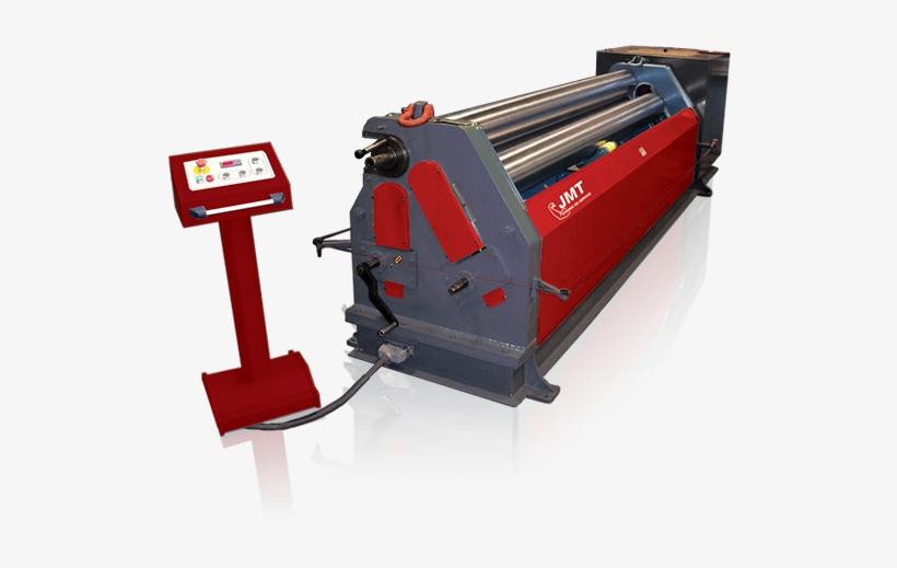 Jmt Mrb Plate Roll - Machine Tool, transparent png #9773824