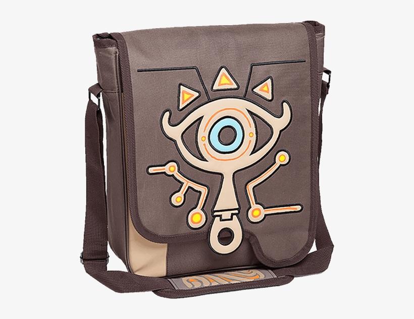 The Legend Of Zelda - Zelda Breath Of The Wild Bag, transparent png #9783155