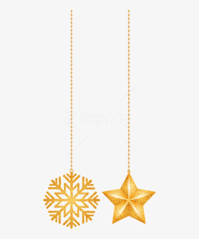 Free Png Hanging Christmas Decor Png Images Transparent - Hanging Christmas Decoration Png, transparent png #9790149