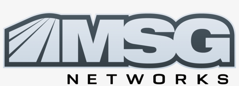 Msg Networks Serving Up Exclusive Pre And Postgame - Madison Square Garden Network Logo, transparent png #9792013
