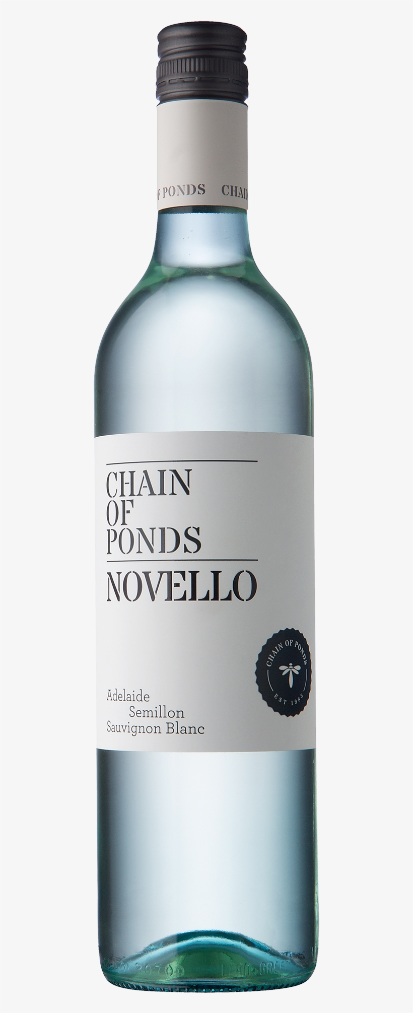 Blend Of The Lifted Aromatics Of The Sauv Blanc And - Wine Bottle, transparent png #9795878