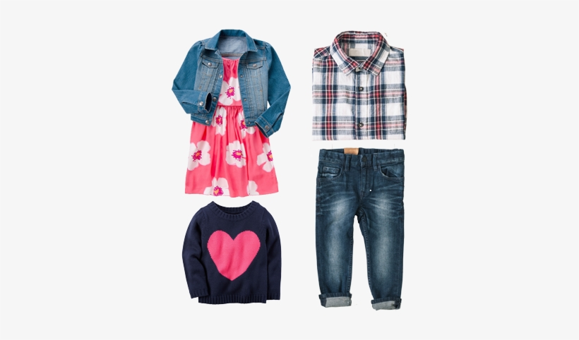 Kids Clothes Png, transparent png #980453