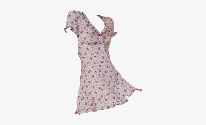 White Pink Red Dress Polyvore Moodboard Filler Smart - Clothing, transparent png #980480