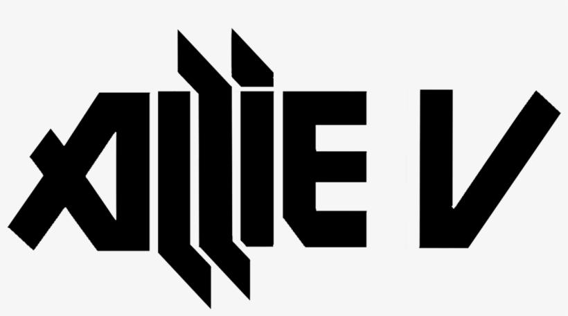 Allie V Music - Trap Music Logo Png - Free Transparent PNG
