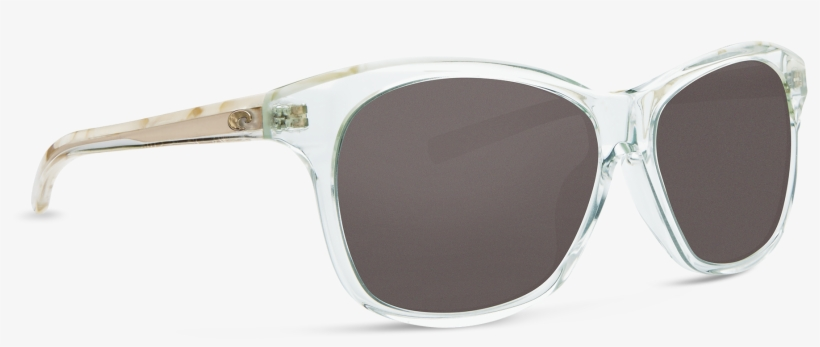 Costa Del Mar Sarasota Sunglasses In Shiny Seafoam - Costa Del Mar Sarasota, transparent png #989183