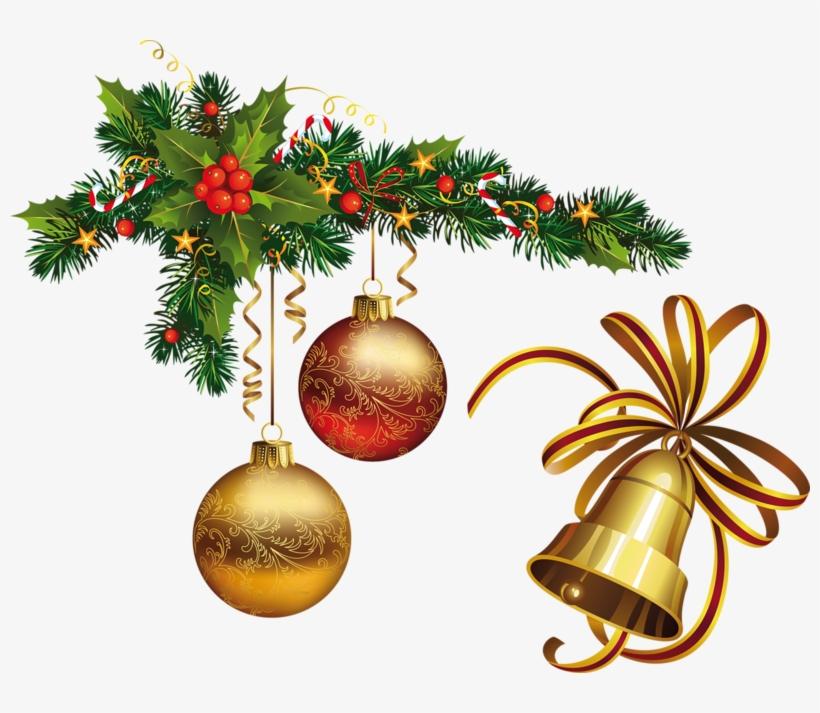 Adornos De Navidad Png - Merry Christmas Ornament Png, transparent png #989263