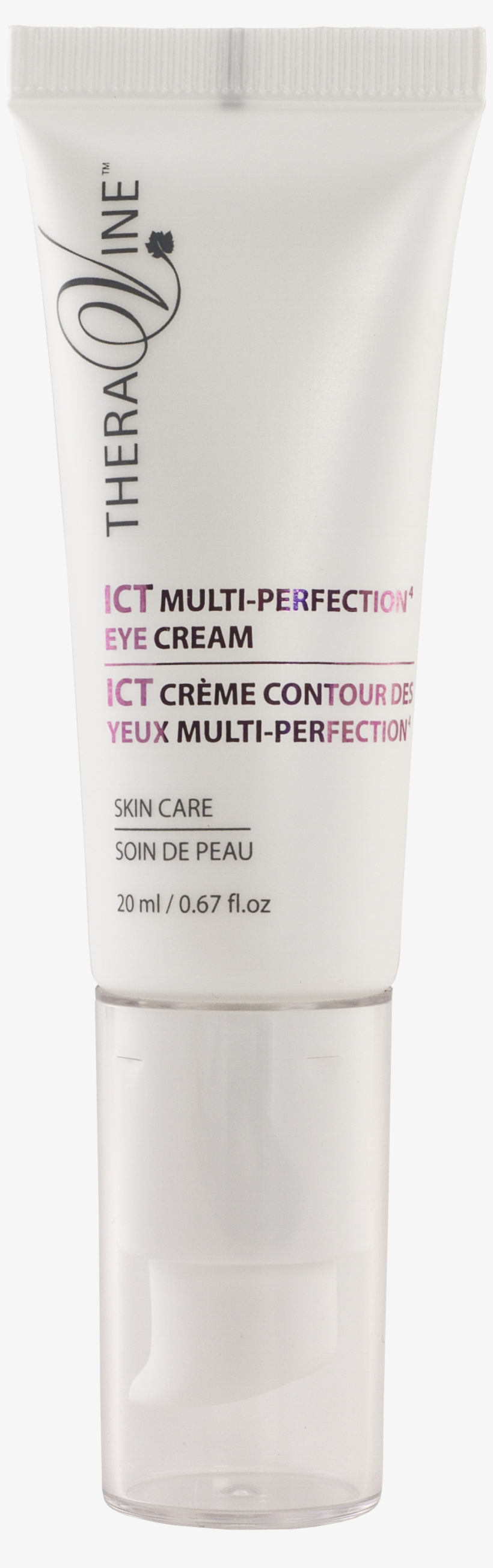 T693 Multi-perfection Eye Cream 20ml - Natural Moisturizing Factors Ha 100ml, transparent png #989756