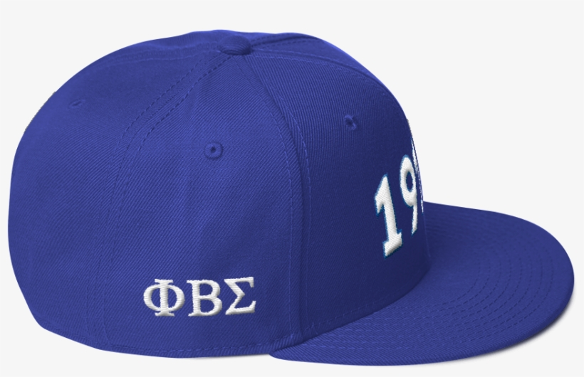 Phi Beta Sigma 1914 Snapback Hat - Dodgers World Series Hat 2018, transparent png #9807214