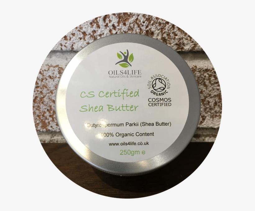 Cosmos Certified Shea Butter Refined - Soil Association Organic, transparent png #9812579