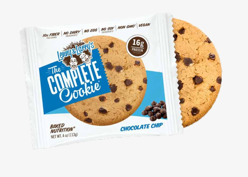 Lenny & Larrys Complete Protein Cookie - Lenny And Larry's Protein Cookies, transparent png #9823544
