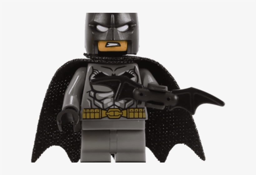 Batman Mask Clipart Dc Superhero - Legos De Superhéroes Png, transparent png #9827096