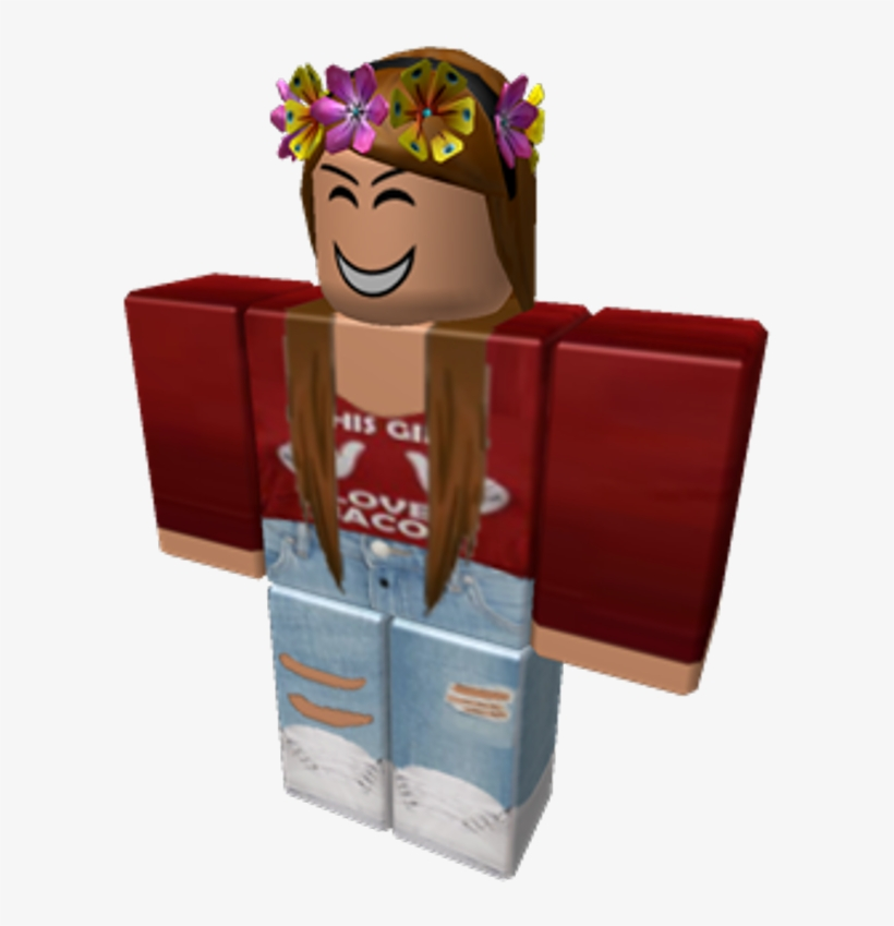 Roblox Robloxgirl Cute Love Robloxgril Pink Girl Roblox