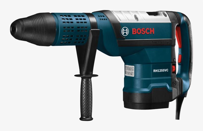 Martillos Sds-max - Bosch Rh1255vc, transparent png #9830483