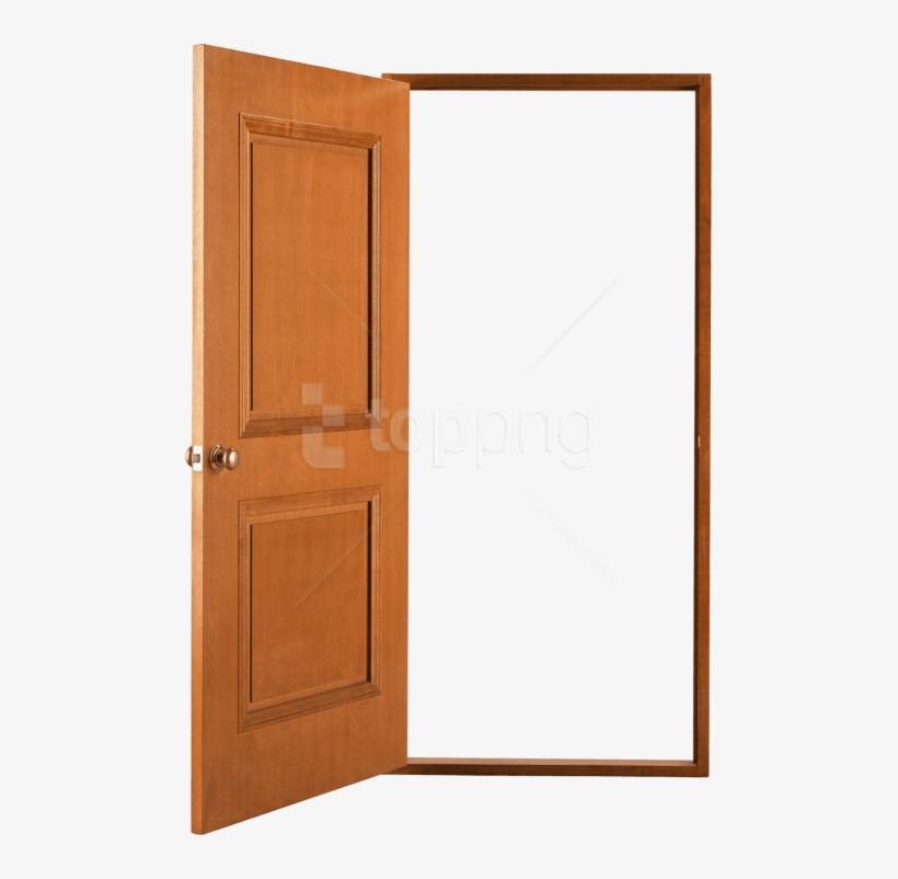 Free Png Download Door Png Images Background Png Images - Open Door Png, transparent png #9841046