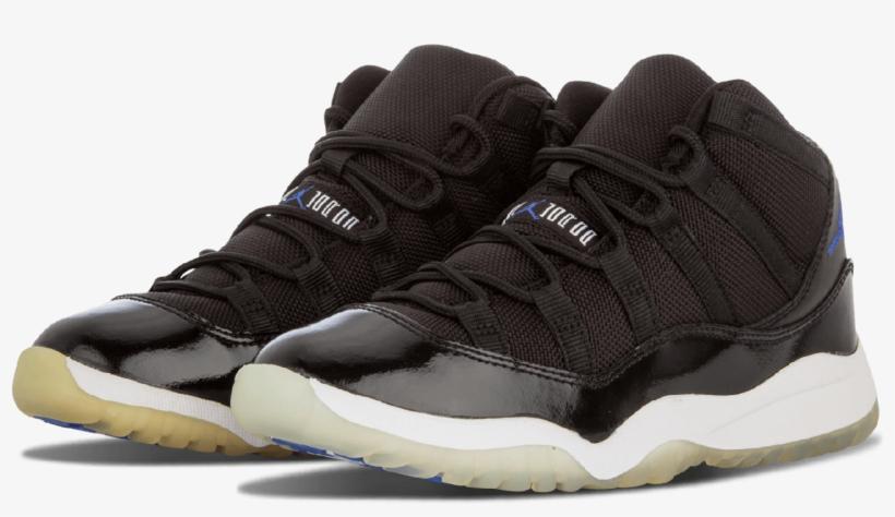 """Jordan 11 Retro """"space Jam"""" - Sneakers, transparent png #9842493"""