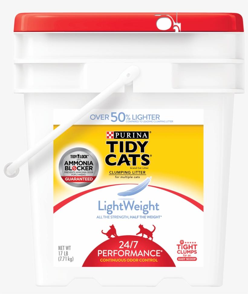 Tidy Cats Lightweight, transparent png #9843706