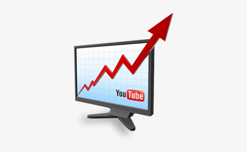 Youtube Promotion - Free Youtube Promotion Png, transparent png #9850403
