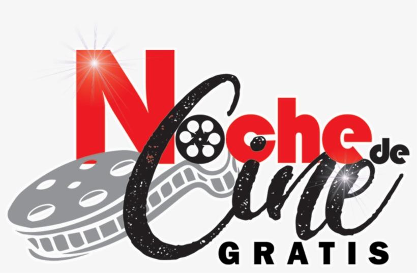 Noche De Cine Gratis Logo Noche De Cine Free Transparent Png