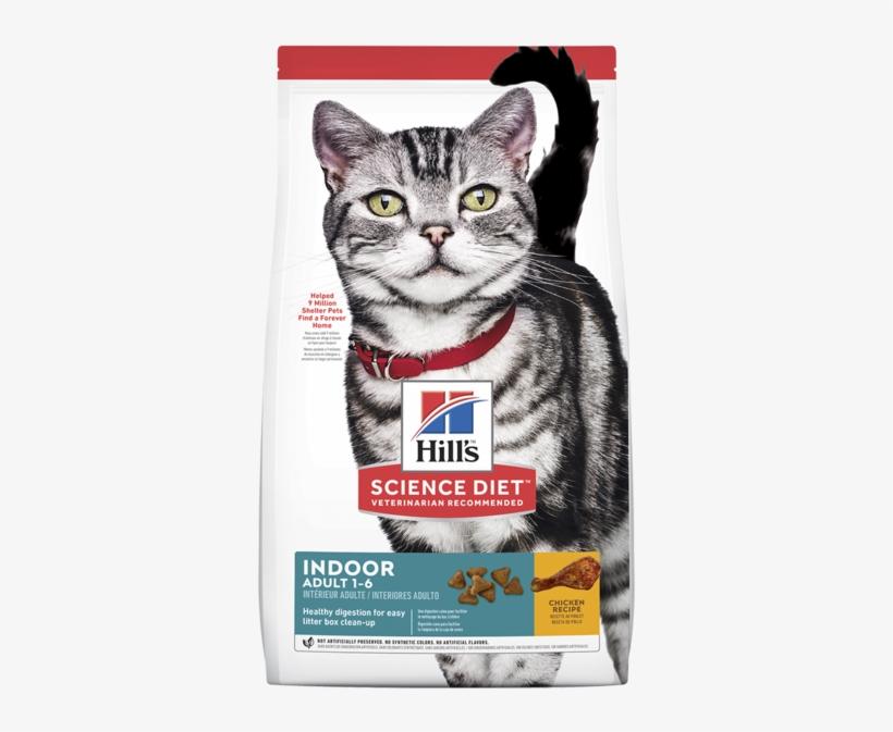 Science Diet Adult Indoor Dry Cat Food