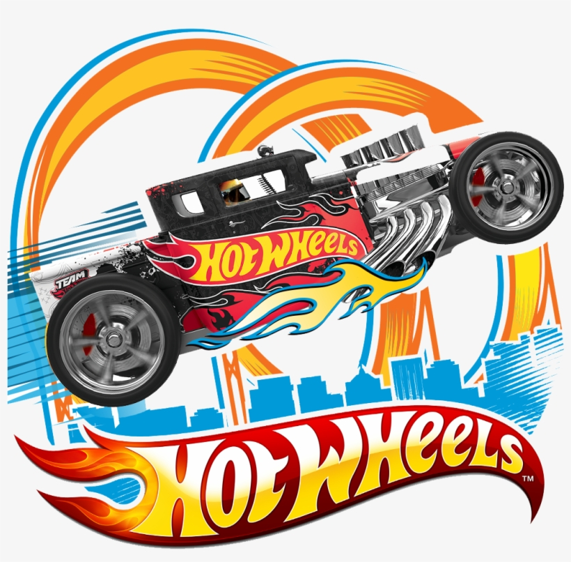 Collecting Toy Die-cast Car Hot Wheels Clipart - Hot Wheels Cars Logo, transparent png #9863151
