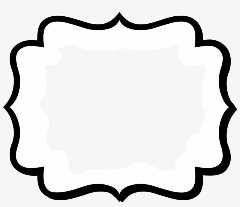 Decorative Text Box Shapes - Label - Free Transparent PNG ...
