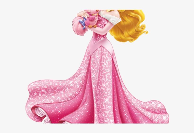 Disney Princesses Clipart Symbol - Cinderella Rapunzel Aurora Disney Princess, transparent png #9888395