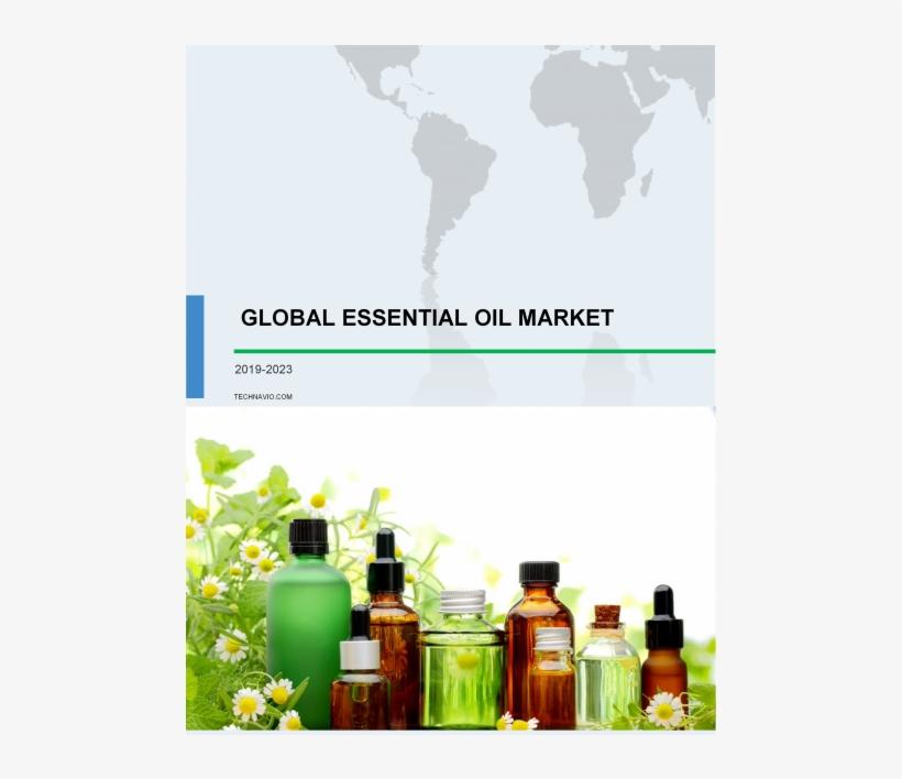 Essential Oil Market Size, Share, Market Forecast & - Hacer Un Extracto Acuoso De Plantas, transparent png #9893107
