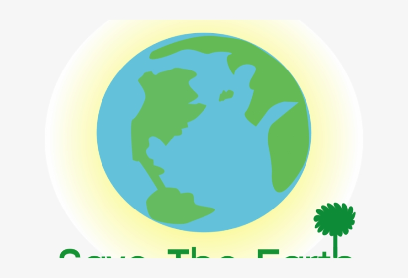 Green Day Clipart Cool Earth Save Earth Free Transparent Png