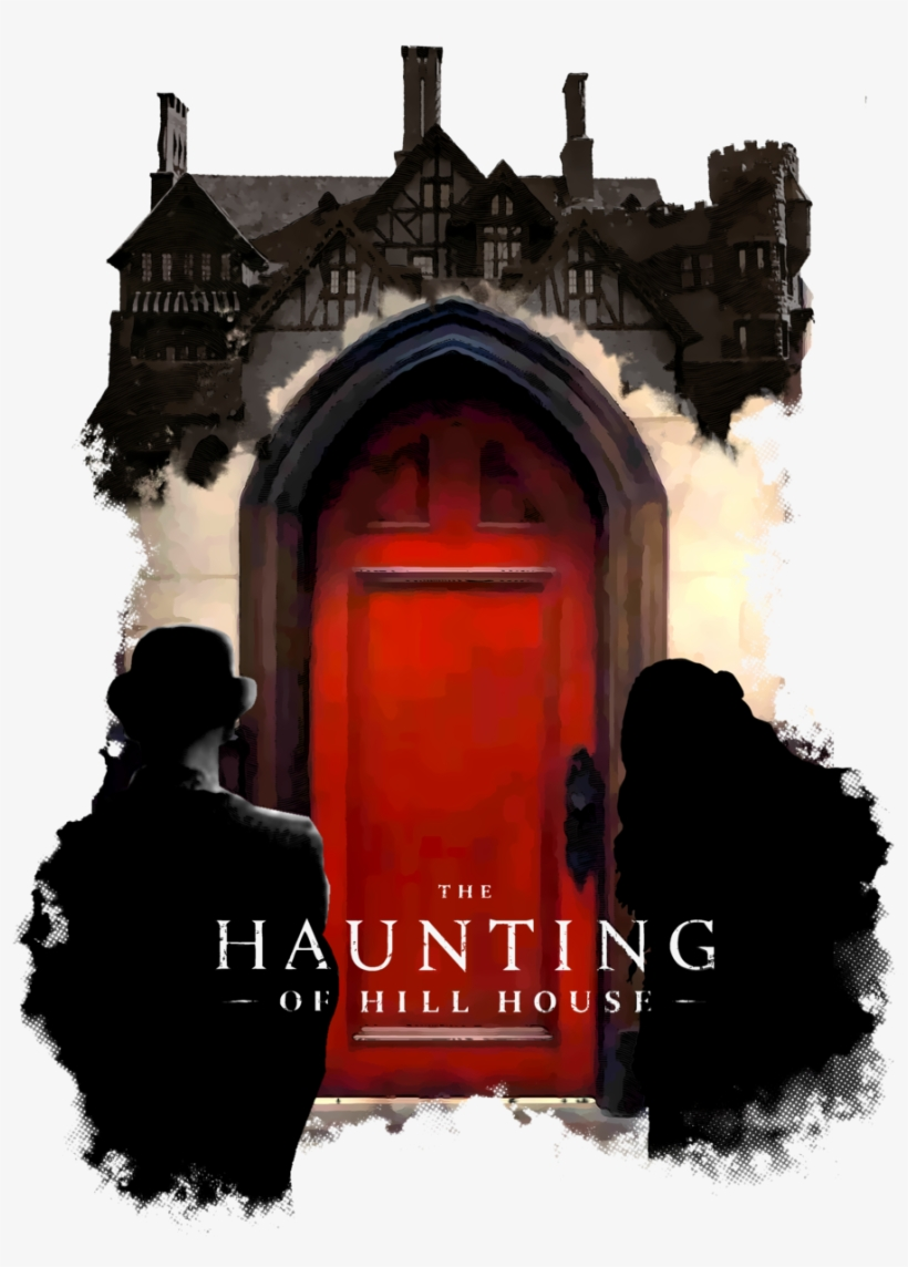 The Haunting Of Hill House Haunting Of Hill House Red Door Free Transparent Png Download Pngkey
