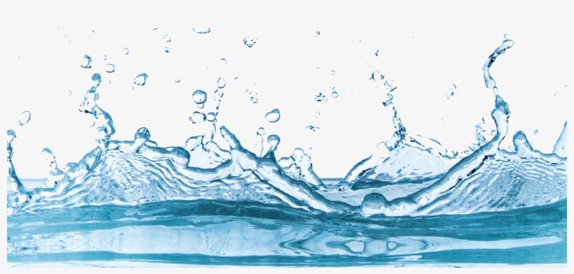 Water Splash Png Background