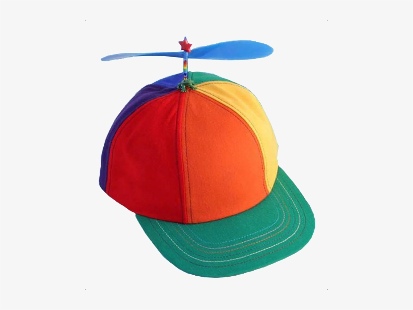 Interstellar Propeller - Kid Hat With Propeller, transparent png #992226