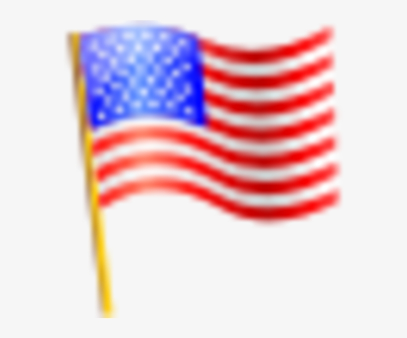 Png Library United States Flag Clipart - Flag Of The United States, transparent png #996372