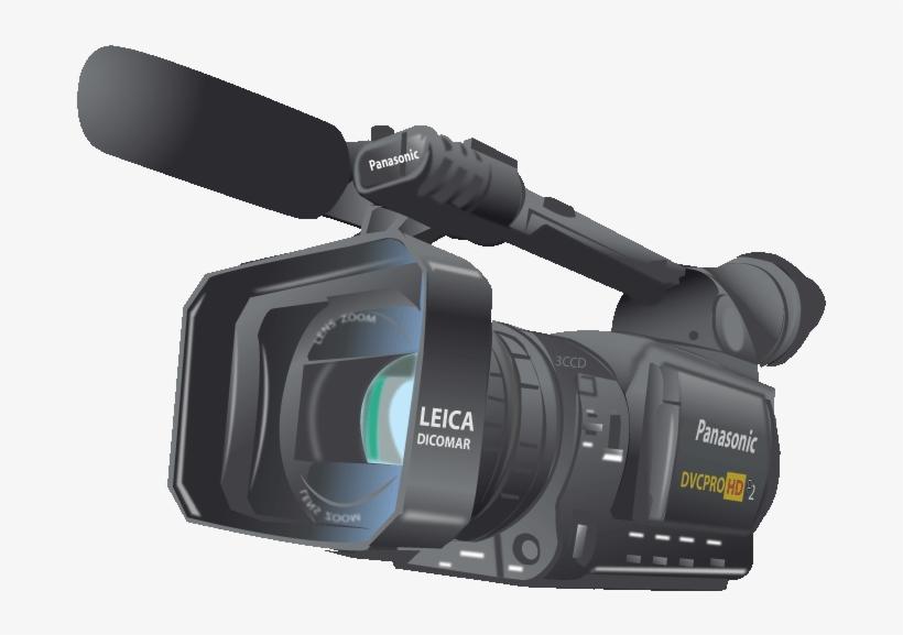 Video Camera Clipart Png - Digital Video Camera Clipart, transparent png #997355