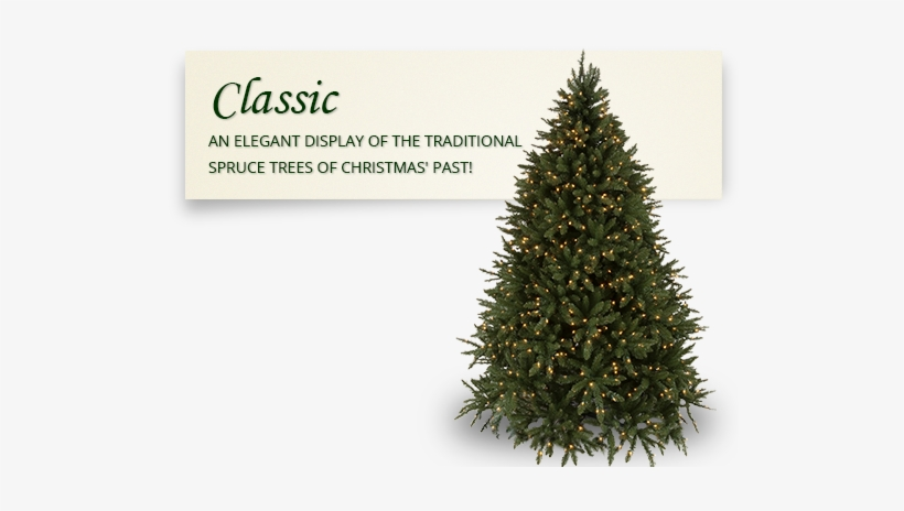 The Slender Douglas Fir Is A Staple In Christmas Collections - Best Artificial Hunter Fir Christmas Trees, transparent png #999066