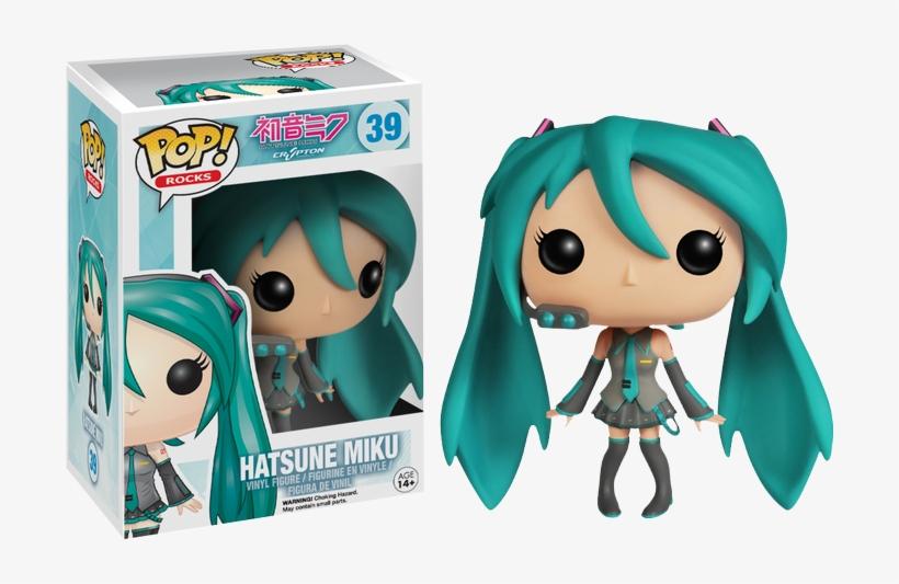 Fun3822 Vocalo - [ Pop! Vocaloid Hatsune Miku, transparent png #999573