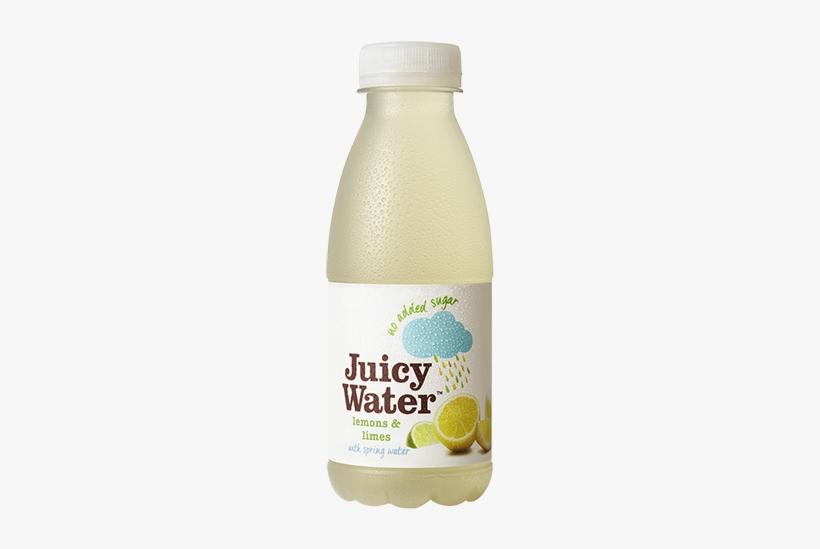 Juicy Water Lemons & Limes - Juicy Water Lemons & Limes, transparent png #999894