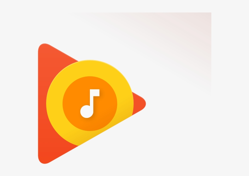 Google Play Music Icon Png - Google Play Music Logo Png, transparent png #9910014