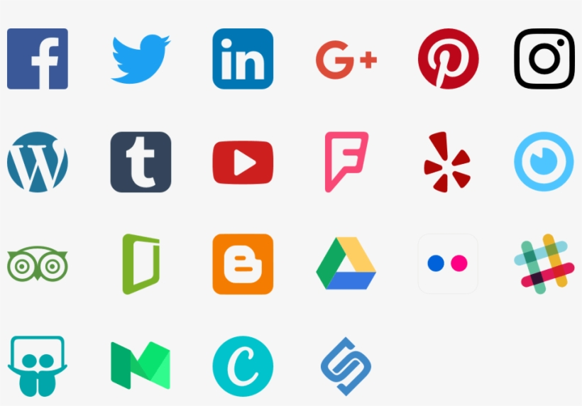 Icons Png Wwwpixsharkcom Images Galleries With A Bite - Social Media Marketing In Health Tourism, transparent png #9915819