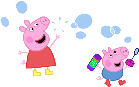 Download Peppa Pig Clipart All About Peppa E George Png Png