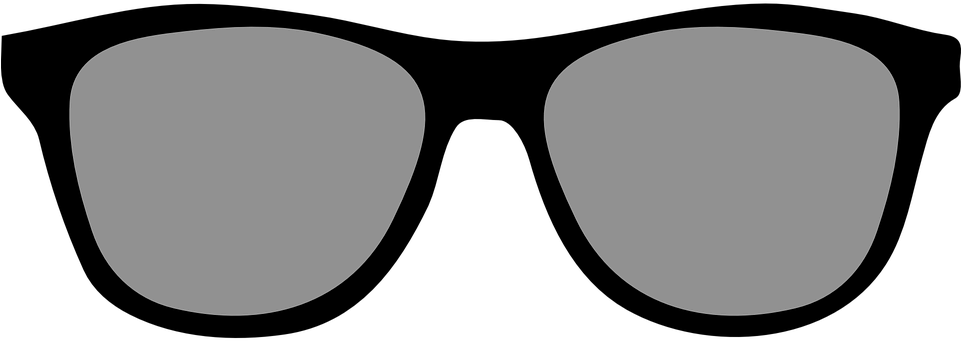 Freeuse Stock Sunglasses Png Images Transparent Free - Sunglasses Png Transparent Background (600x209), Png Download