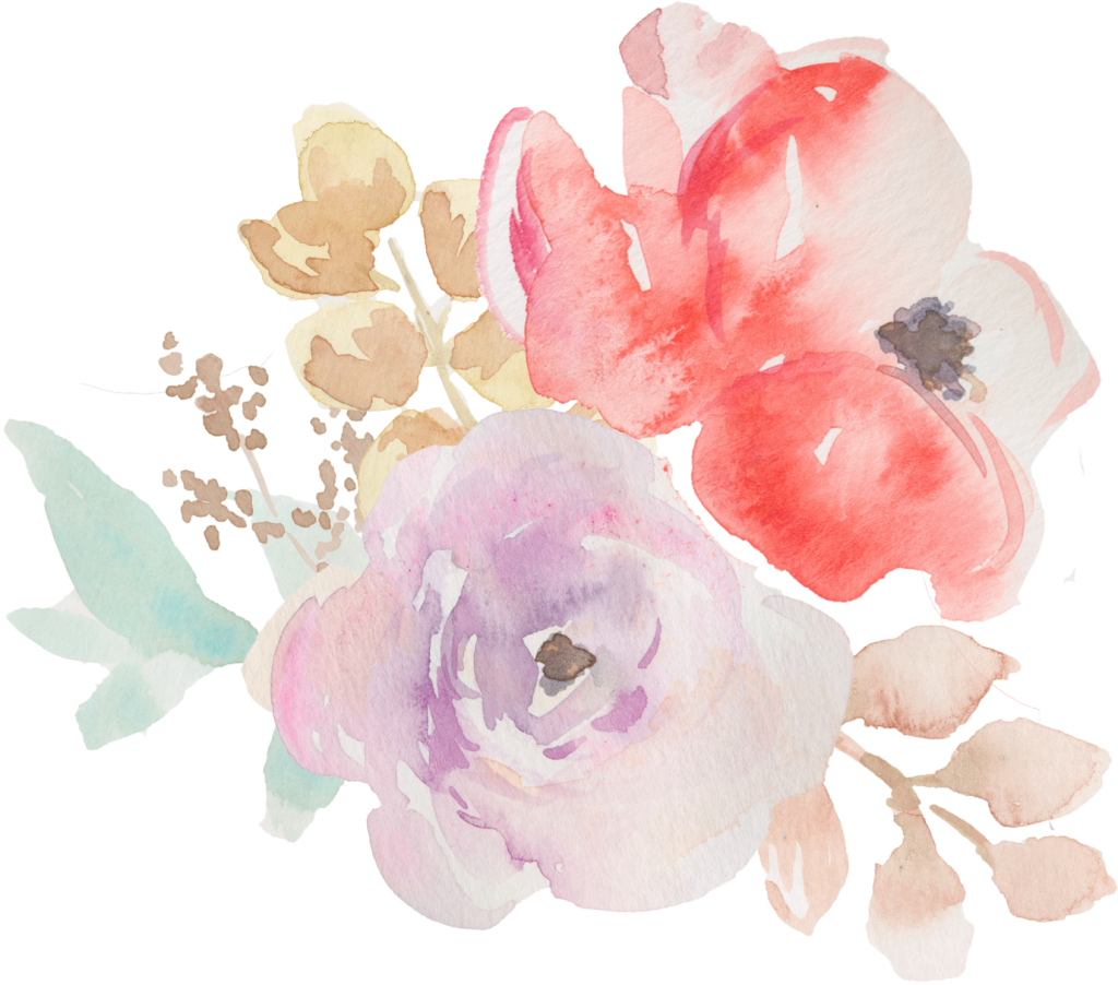 Download Details Amyd Watercolor Floral Background Iphone Png