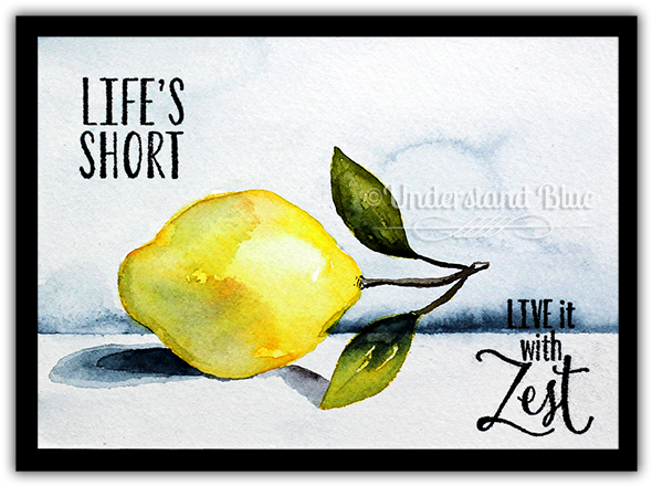 Video No Line Watercolor - Strathmore 105-150 Watercolor Cards Full Size Cold (650x450), Png Download